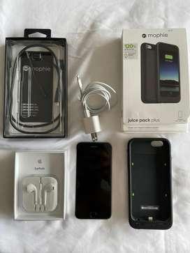 Vendo Iphone 6S de 16 GB - Unico dueño