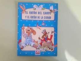 Art 339 Libro El Raton de Campo y El Raton de la Ciudad