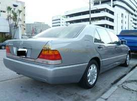 Vendo Mercedes Benz SEL 300 W140