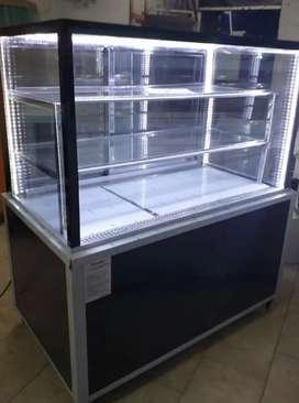 Heladera exhibidora batea de tortas NUEVO 12 meses de garantía oportunidad última disponible