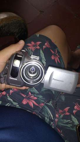 Camara de Video Panasonic Hd Original