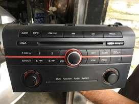 Radio Original Mazda 3