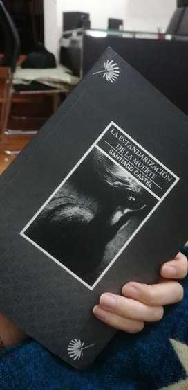 Libro 'La estandarización de la muerte'