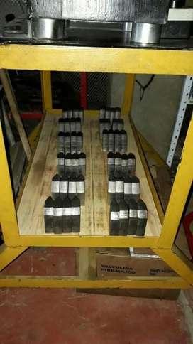 Grafadora de manguera hidrulica imperial Gates Parker Dayco aeroquip