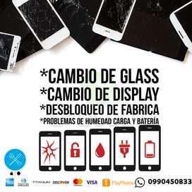 Cambio de Glass