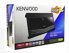 KENWOOD PLANTA 900watts Amplificador de potencia 4/3/2canales