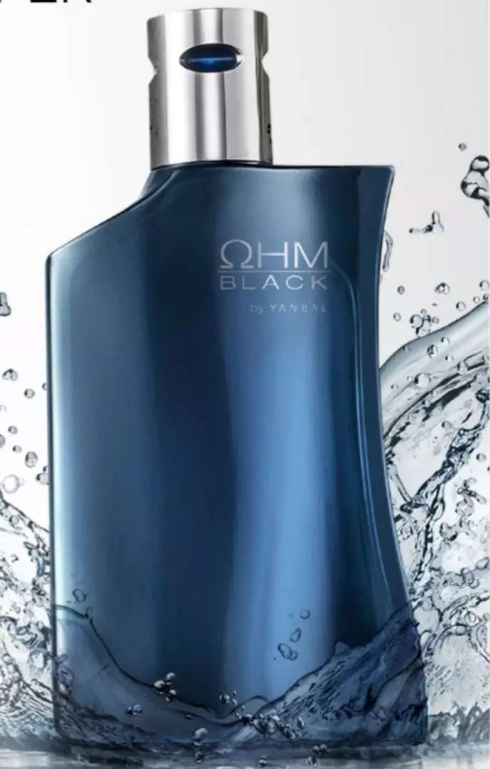 Colonia ohm black 0