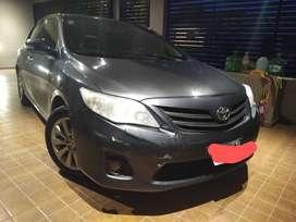 Toyota Corolla SEG 2012