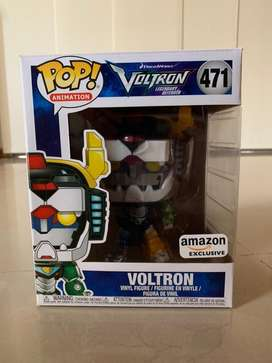 Vendo Funko Pop Voltron Amazon Exclusive
