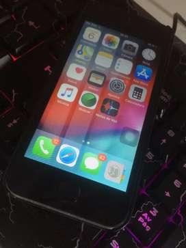 IPhone 5s (detalle)