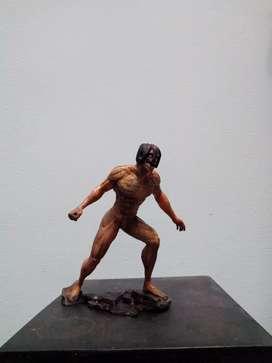 Shingeki no Kyojin titán Eren figura