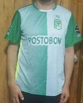 Vendo Camisetas de Atlético Nacional