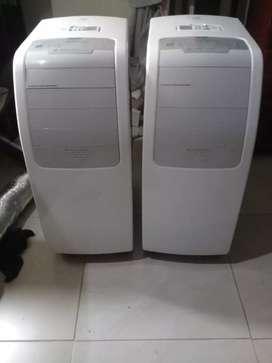 Aires acondicionados portatil electrolux