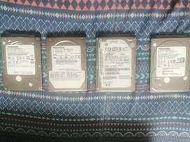 Vendo discos duros