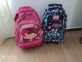 Se vende mochilas nuevas originales oferta