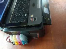 Notebook mas impresora