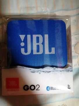 Parlante JBL go2 acuático