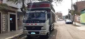 camion yue jin