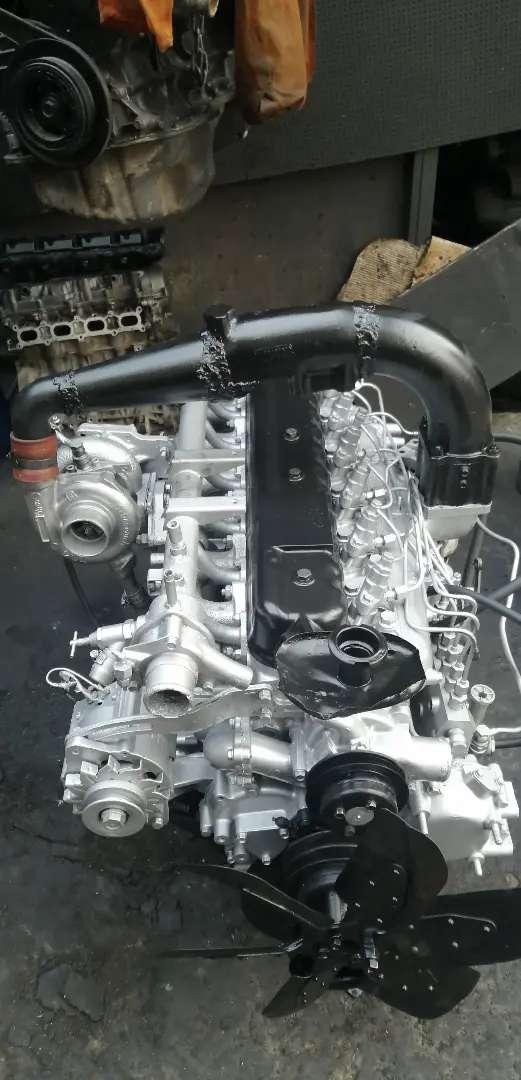 Nissan cóndor FD6 175 turbo 0