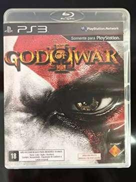 God of war 1 2 3 PS3