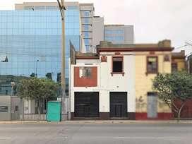 ALQUILER - LOCAL COMERCIAL 2 PISOS , SOBRE AVENIDA PETIT THOUARS - Urb. Santa Beatriz - Lima