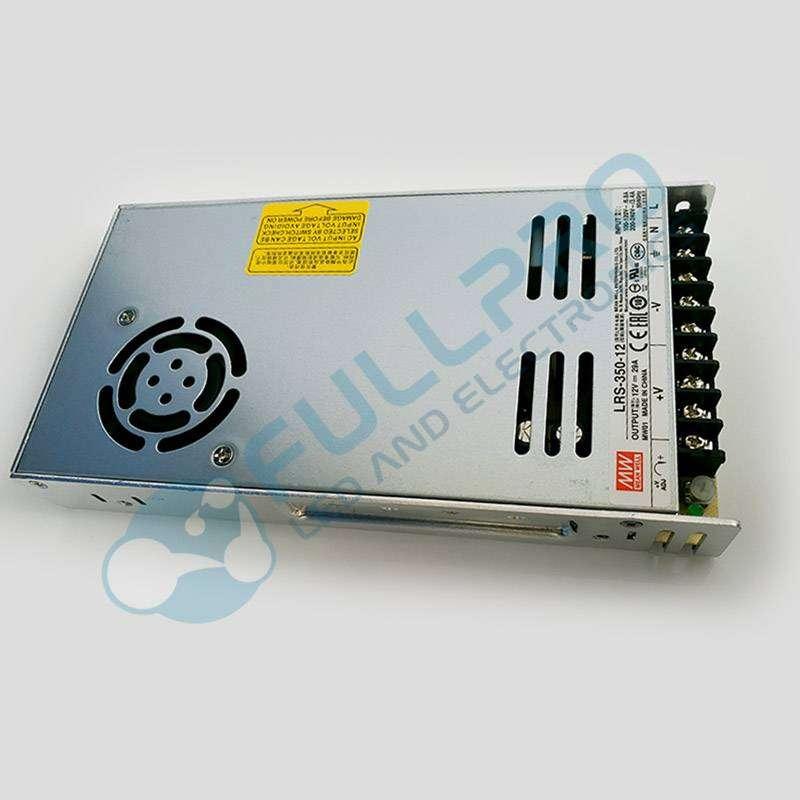 Fuentes de poder para interior de 29A ref.LRS-350-12 MEAN WELL 0
