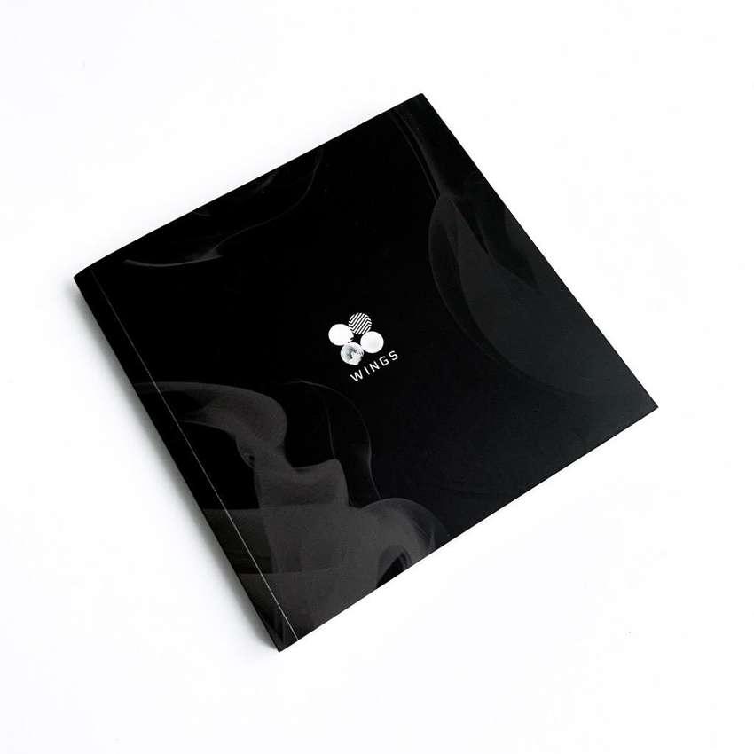 Bts Album Wings Original Version I 0