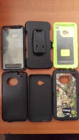 carcasas Americanas originales para celular  HTC ONE M7