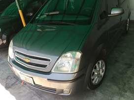 Chevrolet Meriva Gls 1.8 122CB