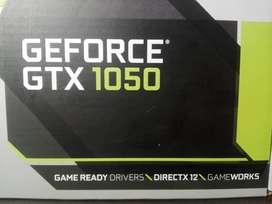 Placa de Video MSI GTX 1050 2gb OC