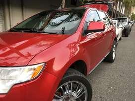Vendo ford Edge full, excelente estado, automática, cámara de reversa, sun rooft, vidrios eléctricos,