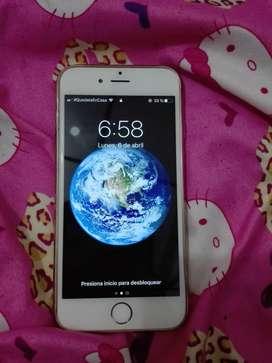 Vendo iphone 6s en perfecto estado 600mil
