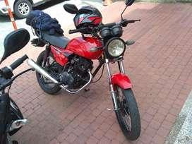 Nkd 2012 como nueva