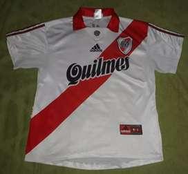 Camiseta Adidas River Plate 1998