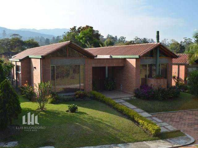 Casa Campestre en El Retiro Antioquia (10549) 0