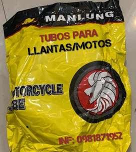 Tubo para llanta de moto