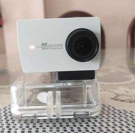 Cámara Xiaomi Yi 2 4k, + Accesorios. Camara De Accion