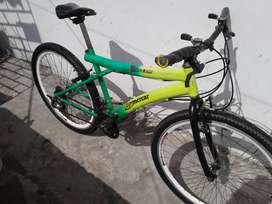 Vendo Bicicleta así como esta