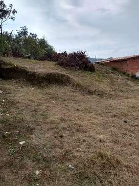Se venden lotes de 60 mts cuadrados con escrituras en Sonsón Antioquia. Se recibe moto o carro.