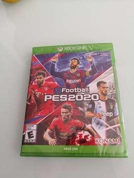 Juego físico Nuevo PES 2020 Xbox One