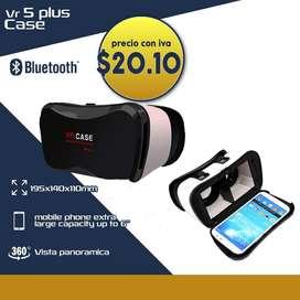 Gafas VR Box Realidad Virtual 3D Celular Android Nuevo