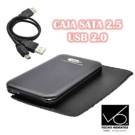 CAJA SATA 2.5 USB 2.0