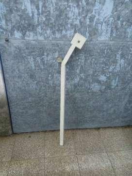 Accesorio para multigym/multigimnasio con polea para espalda o remo