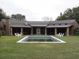 Alquiler Temporario - Quinta en Altos del Sauce (Sauce Viejo)