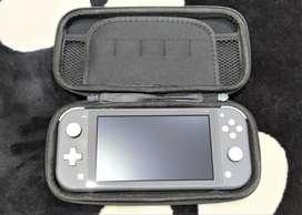 Nintendo Switch Lite Negra 32 Gb