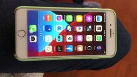 Iphone 8 plus de 256 gb bateria al 84%