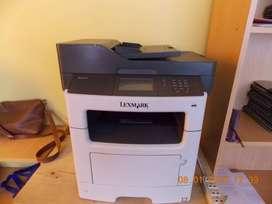 Vendo Fotocopiadora Lexmark y Minolta