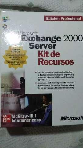 Libro Microsoft Exchange 2000 Server. Kit de recursos