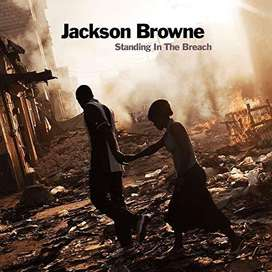 Jackson Browne Standing In The Breach Cd