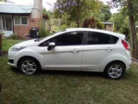 Ford Fiesta s plus. 2015. 78000km